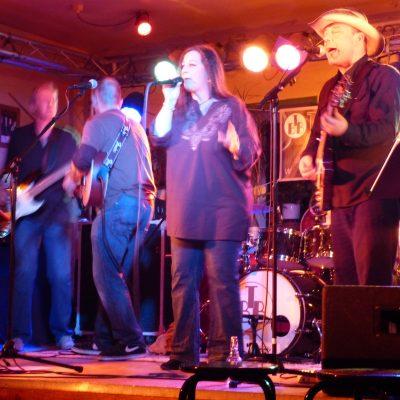 Die Band mit special guest Vera Binge